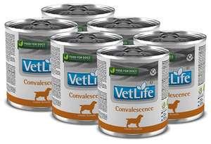 Влажный корм для собак Farmina в период восстановления после операции 6 шт. х 300 г