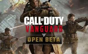 [PS4, PS5, PC, Xbox] Бесплатно Call of Duty: Vanguard Beta (сроки в описании)
