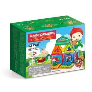 """Магнитный конструктор для детей Magformers """"Town Set Mart"""""""