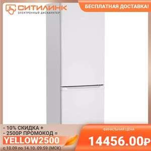 Холодильник NORDFROST ERB 432 032, двухкамерный, белый (182 см)