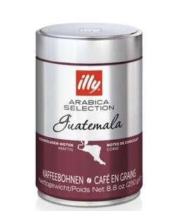 Кофе в зернах ILLY Guatemala ж/б, 250 г