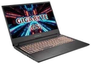 "Ноутбук Gigabyte G5 KC-5DE1130SD 15.6"" i5-10500H (6/12) RTX3060 (105w) 16/512gb"
