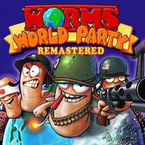 [PC] Worms World Party Remastered (Steam)