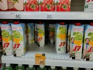 [Пенза] Сок J7 Яблоко