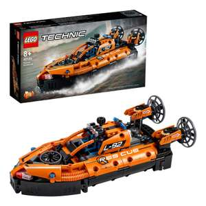 Lego Technic 42120 Hovercraft Спасательное судно на воздушной подушке