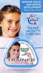 Стоматологический трейнер T4K Trainer for Kids Phase 1 голубой