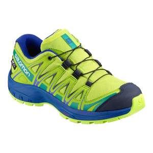 Детские кроссовки Salomon XA PRO 3D CSWP J