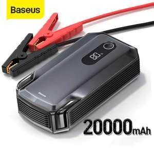 Автомобильное пусковое устройство Baseus 20000 мАч