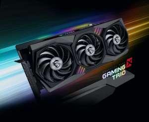 Видеокарта MSI GeForce RTX 3080 ti GAMING X TRIO (из-за границы)