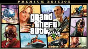 [PS4] Grand Theft Auto V: Premium Edition