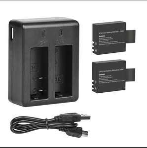 Зарядное устройство для SJCAM SJ9000 и тд