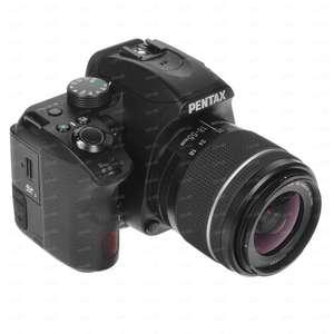 Зеркальная камера Pentax K-70+ DA L 18-55 WR