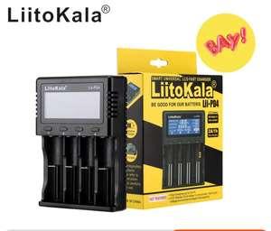 Зарядное устройство LiitoKala Lii-PD4, с дисплеем.