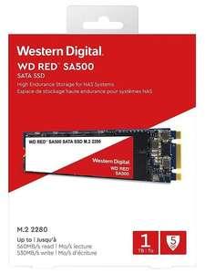[СПБ] SSD WD RED SA500 1TB (1000 GB) WDS100T1R0B SATA