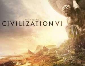 [PC] Игра 2K Sid Meier's Civilization VI (цифровая версия)