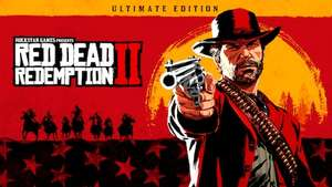[PS4] Red Dead Redemption 2: Ultimate Edition (скидка с PS Plus)
