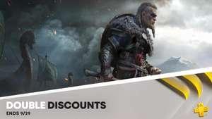 Распродажа в PS Store с двойными скидками PS Plus