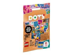 [Таганрог и др.] Набор для творчества LEGO Dots Тайлы LEGO Dots серия 2 41916 (цена зависит от города)