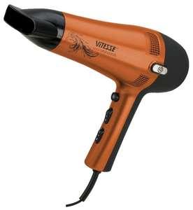Фен Vitesse VS-942, оранжевый