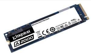 SSD накопитель Kingston A2000 1TB (SA2000M8/1000G)