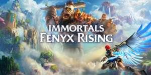 [Switch] Распродажа Ubisoft в Nintendo eShop, например IMMORTALS FENYX RISING