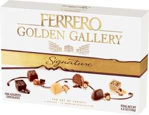 [Псков] Конфеты Ferrero Rocher Golden Gallery