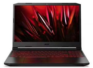"15.6"" Ноутбук Acer Nitro 5 AN515-45-R2HE Full HD, IPS, Ryzen 5 5600H, RAM 16 ГБ, SSD 512 ГБ, GeForce RTX 3060 для ноутбуков, Wi-Fi, DOS"