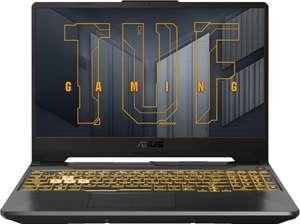 "Ноутбук Asus TUF Gaming FX506HCB-HN1138T, 90NR0723-M04810 15.6""/IPS/FHD/i5-11400h/8gb/ssd512gb/rtx 3050/win10"