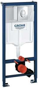 Инсталляция GROHE Rapid SL для унитаза