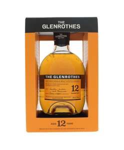 Шотландский виски Glenrothes 12 years 0.7