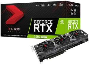 GeForce RTX 2080 Super Triple Fan XLR8 Gaming OC
