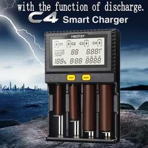 Зарядное устройство Miboxer C4