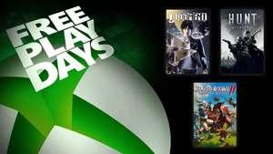 [Xbox One] Дни бесплатной игры для подписчиков Xbox Live Gold + Aragami 2