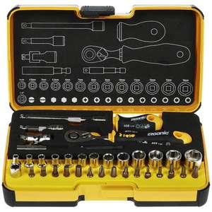 Скидки на наборы инструментов. Например, набор инструментов Felo R-GO XL 05783616