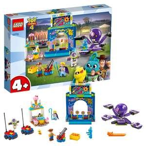 [Ханты-Мансийск] Конструктор LEGO Toy Story 4 10770 Парк аттракционов Базза и Вуди