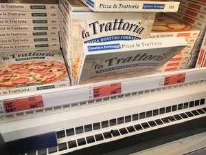 Пицца LA TRATORRIA 335 гр.