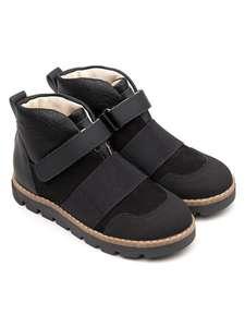 Ботинки детские кожаные Tapiboo (рр 26-33, цена зависит от размера) + зимние сапоги в описании