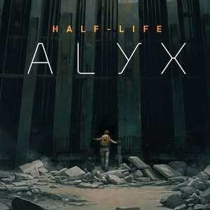 [PC] Видеоигра «Half-Life: Alyx»