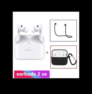 Наушники Honor earbuds 2 SE