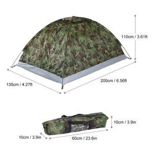 Лёгкая 2-х местная палатка