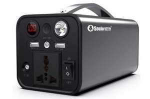 Портативное зарядное устройство 220 В, 200 Вт, 58000 мАч
