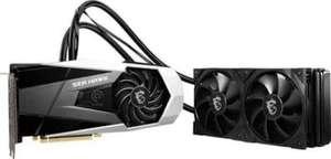 Видеокарта MSI GeForce RTX 3080 SEA HAWK X 10G LHR 10GB