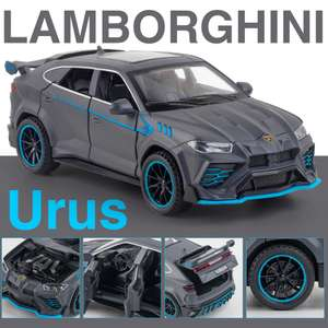 Модель автомобиля Luxy Lamborghini-Urus Coupe SUV (1:32)