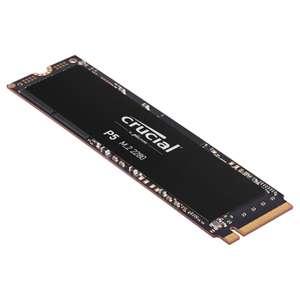 SSD Crucial P5 SSD 3D NAND NVMe M.2 2TB