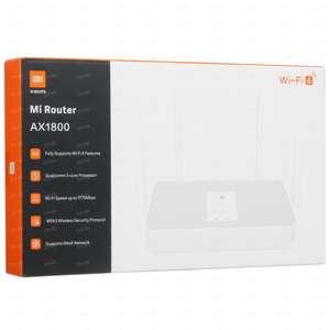 Wi-Fi 6 Роутер Xiaomi Mi Router AX1800