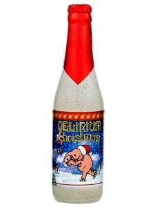 Пиво темное DELIRIUM Christmas, фильтрованное пастеризованное, 0.33л, Бельгия