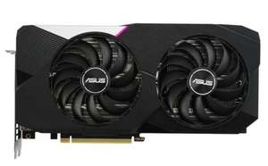 Видеокарта ASUS GeForce RTX 3060 Ti 8 ГБ