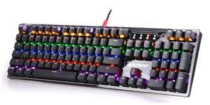 Игровая клавиатура Bloody B810R NetBee (механическая, RGB)