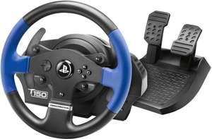 Игровой руль Thrustmaster T150 RS (PS4, PS3, PC) Kompatibel mit PS5-Spielen