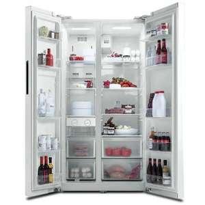 Двухдверный холодильник Comfee RCS700WH1R, белый